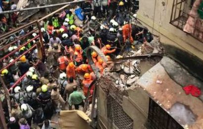 Mumbai's Dongri building collapse updates: Death toll rises to 12, rescue operation underway