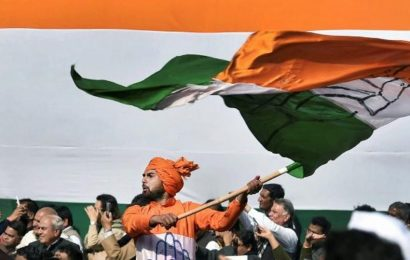 'Have blueprint to revive Congress': Pune engineer eyes party chief's post