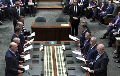 Australian government close to securing enough votes for $110 billion tax cut plan