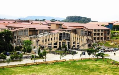 New IIT-Guwahati director plans extension centres in northeast