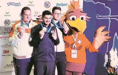 Shooter Anish Bhanwala comes to grips with growing-up issues, clinches gold in junior World Cup