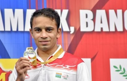 Amit Panghal to spearhead India's challenge at World C'ships, Shiva misses out