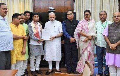 Assam floods: PM Modi assures Centre's assistance as death toll mounts to 48