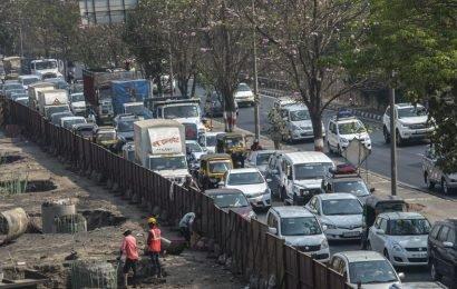 BMC likely to reopen Ghatkopar bridge for light vehicles in a week