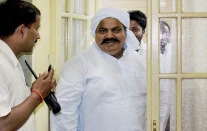 CBI searches former MP Ateeq Ahmad's premises in UP