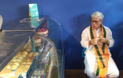 Want to taste some 'Jail ka Khana'? Try the Agartala City Centre Bakery Joint