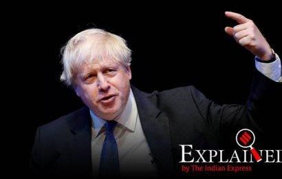 Explained: UK PM-elect Boris Johnson's India connection