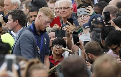 World Cup 2019:England's final hero Ben Stokes reveals plans after World Cup triumph