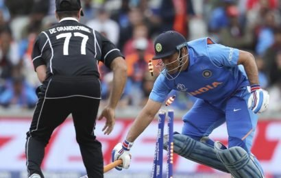 World Cup 2019:Martin Guptill opens up on 'lucky' MSDhoni run out that sealed India's fate