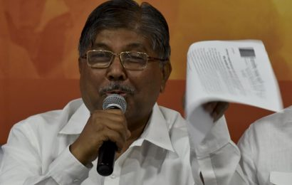 Shiv Sena's CM ambition not wrong, but all dreams don't turn into reality: Chandrakant Patil