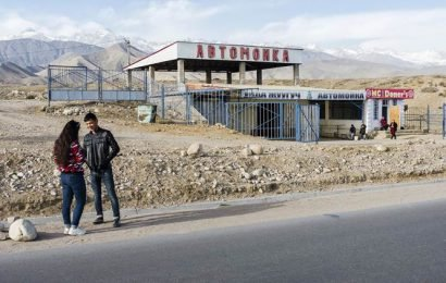 A power plant fiasco highlights China's growing clout in Central Asia