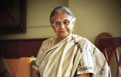 Sheila Dikshit wanted to quit after angioplasty in 2012 but stayed on due to Nirbhaya incident