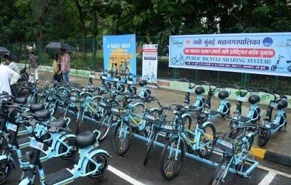 Make Navi Mumbai pollution free, rent e-bike