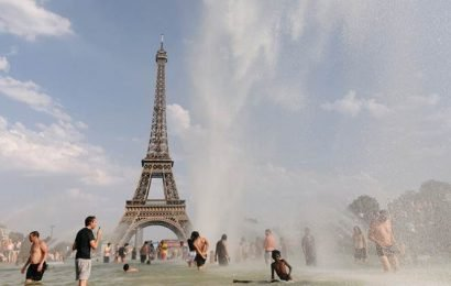 As record heat melts Europe, looking to air conditioning, grudgingly