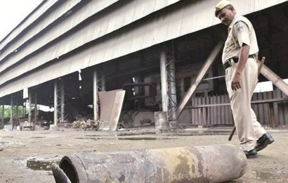 Two labourers from UP killed in steel furnace blast