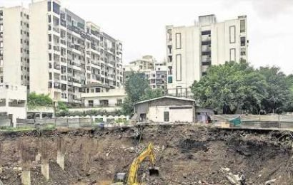 Nearby projects threat to our flats, allege Dhanori residents in Pune