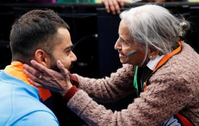 Virat Kohli keeps his word, arranges World Cup tickets for 87-year-old fan Charulata Patel