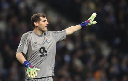 Iker Casillas to join Porto staff during heart attack recovery