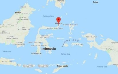 Indonesia issues tsunami warning after Molucca Sea quake