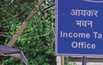 Hyderabad-based business group raided by I-T dept