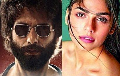 Malaal starlet Sharmin Segal on Shahid Kapoor's Kabir Singh: It made me cringe at points   Bollywood Life