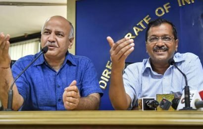 Court frames charges against Kejriwal, others for 2014 protests