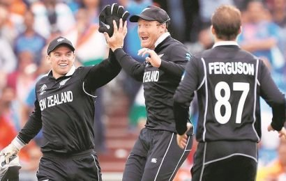 WATCH: New Zealand's road to the World Cup final