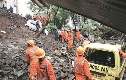 Kondhwa wall collapse: Special panel report by next week, says Bhegade