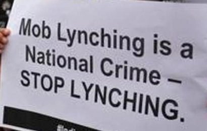 3 alleged cattle thieves lynched in Bihar