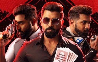 Mafia first look: Arun Vijay looks dapper in Karthick Naren's next
