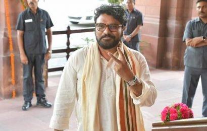 Trinamool to be swept away from Bengal by 2021: Babul Supriyo's tweet attack before Kolkata rally