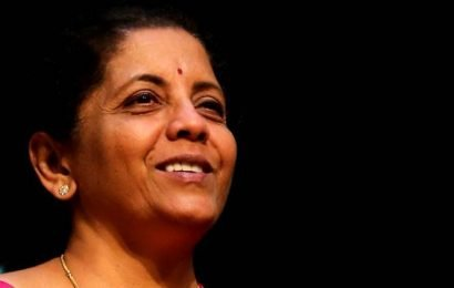 Am bound by FRBM targets: Nirmala Sitharaman