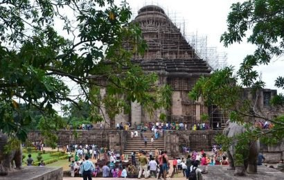 BJD holds protest as Odisha missing from India's 17 iconic tourism sites