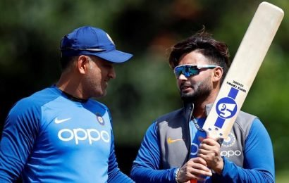 I had been practising for the No. 4 role: Rishabh Pant