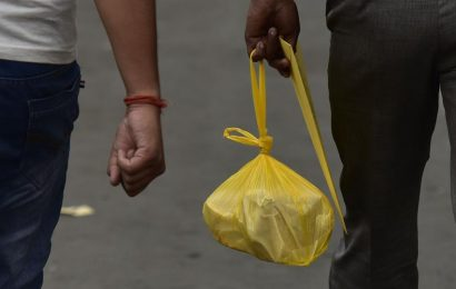 Noida to be made plastic-free city, residents urged to use cloth bags