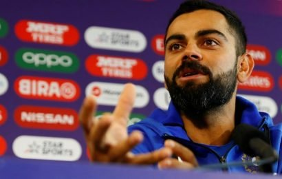 India vs New Zealand, semi-final World Cup 2019: Virat Kohli gives hilarious reply when reminded he took Kane Williamson's wicket in U-19 World Cup – Watch
