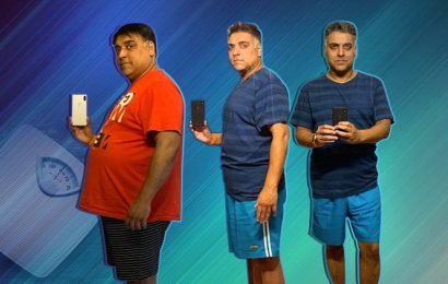 Have you seen Ram Kapoor's weight loss pictures? Here's how you can get a lean frame too