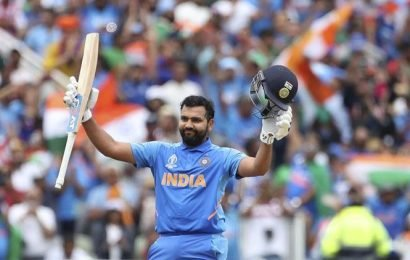 Recap: Rohit Sharma packs a punch with record five centuries in World Cup 2019