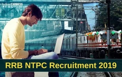 RRB NTPC Admit Card 2019 update: Railway NTPC CBT 1 Exam date, centre, syllabus and other details