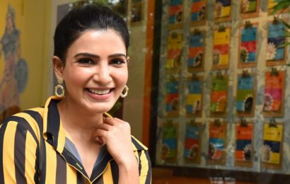 Samantha Akkineni starts shooting for 96 Telugu remake, see photos