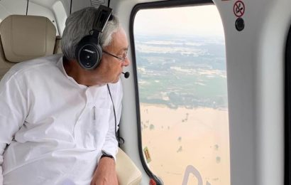 Bihar flood toll at 33, CM Nitish Kumar says Rs 6,000 aid to each affected family