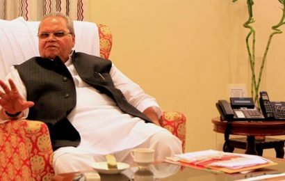 Many made millions when in-charge of J&K forest, see their bungalows in Delhi: Governor Malik