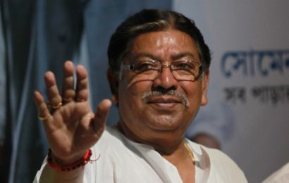 Somen Mitra quits as Bengal Congress chief, party refuses to accept resignation