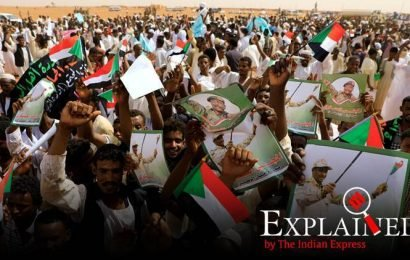 Explained: Why the protests in Sudan might not end the country's troubles