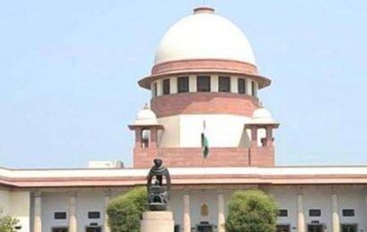 Supreme Court seeks status of STF on Delhi sealing