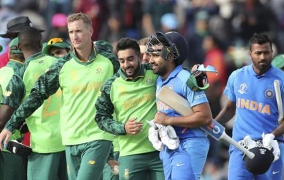 ICC World Cup 2019 semi-final schedule: How South Africa gave India a surprise gift
