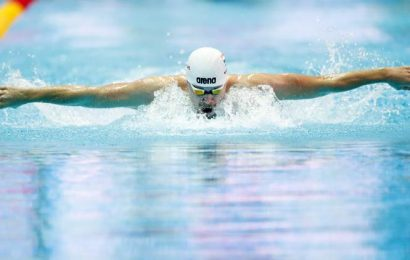 Hungarian swimmer banned from leaving South Korea for sexual harassment probe
