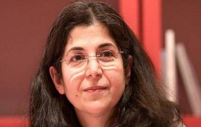 Iran confirms arrest of academic