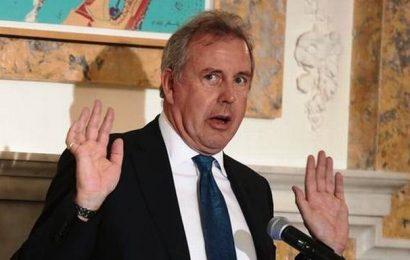 Kim Darroch, U.K. Ambassador to U.S., quits after diplomatic spat over leaked memos