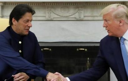 Days after ImranKhan-Trump meet, US approves sales to support Pak's F-16 jets